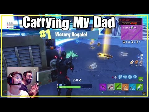 Best Father Son Fortnite Team