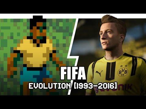 วิวัฒนาการ FIFA ปี 1993 - 2016