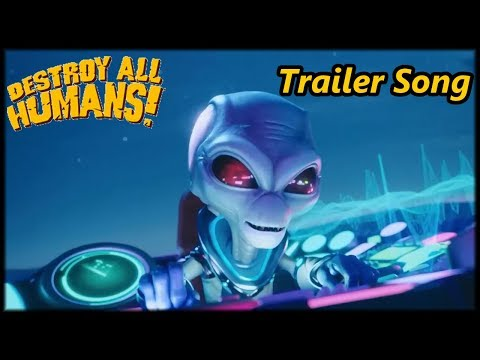 Destroy All Humans! Remake (Trailer Song Extended) Ich Will