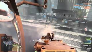 Only in Battlefield 4: Reclaiming the Bomb