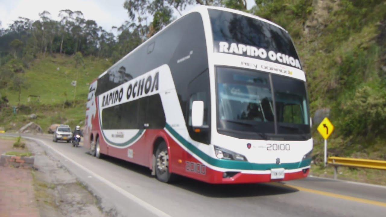 Bus bogota 2 - 2 4