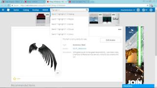 roblox avatar how to wear two hairs or wings and swords