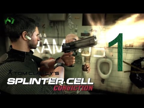 Splinter Cell Conviction | Parte 1 | Español | Guía