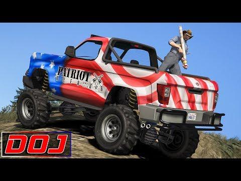 GTA 5 Roleplay - DOJ #71 - Let Freedom Ring