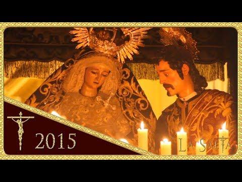 María Santísima del Mayor Dolor y Traspaso - Hdad. del Gran Poder (Semana Santa Sevilla 2015)