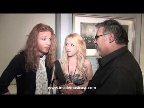 Trev And Tina Lukather Interviewed Youtube