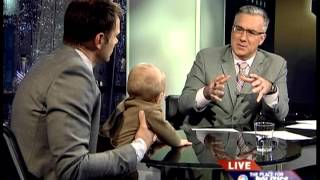 McHale's Baby - Countdown with Keith Olbermann