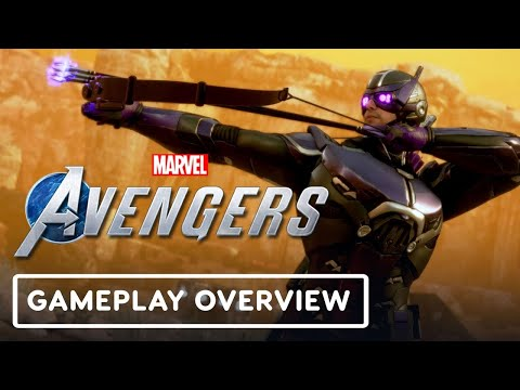 Marvel's Avengers WAR TABLE - Official Hawkeye Gameplay Overview