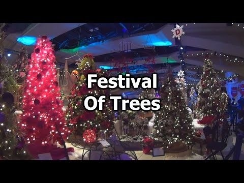 Festival of Trees (#yegFOT) | Yegventures.ca