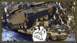 Centurion Mk. 7/1 - 11 Kills - 10,4K Dmg - World of Tanks Gameplay