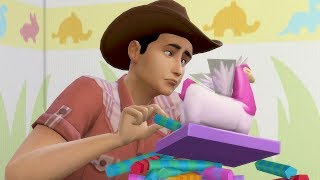 MASSIVE HOUSE RENOVATIONS // The Sims 4: 100 Baby Challenge #173