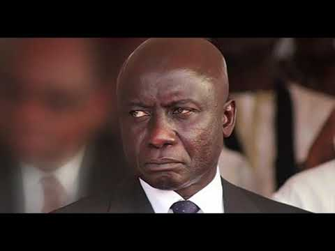 Film de l'arrestation d'Idrissa Seck