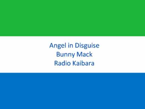Angel In Disguise -- Bunny Mack