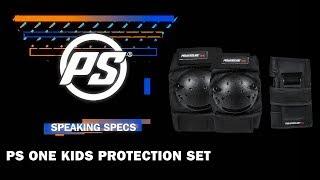 Powerslide One kids basic protective set - Powerslide Speaking Specs