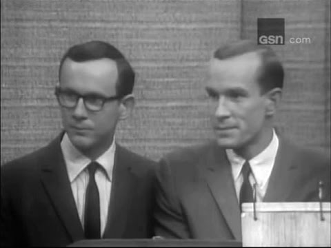 What's My Line? - Tom & Dick Smothers; PANEL: Steve Allen, Dina Merrill (Jan 29, 1967)