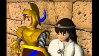 Namco Museum vol.4 intro (PSX)
