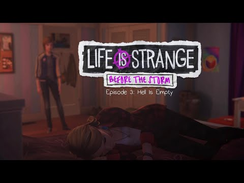 Life is Strange: Before the Storm Live Steam | Road to the Platinum Part 3 thumbnail
