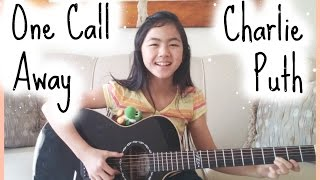 One Call Away ~ Charlie Puth ~ Fingerstyle Guitar Cover by Lanvy