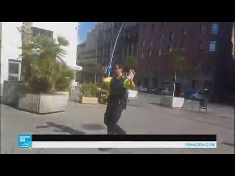 إسبانيا: شاحنة صغيرة تدهس عشرات الأشخاص في برشلونة  - نشر قبل 1 ساعة