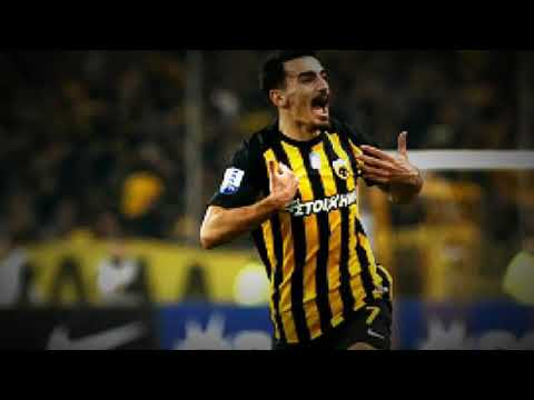 Lazaros Christodoulopoulos~Welcome to Olympiacos