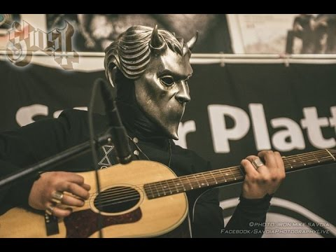 GHOST - Unholy / Unplugged Acoustic Tour | Live in Seattle/WA - 2015