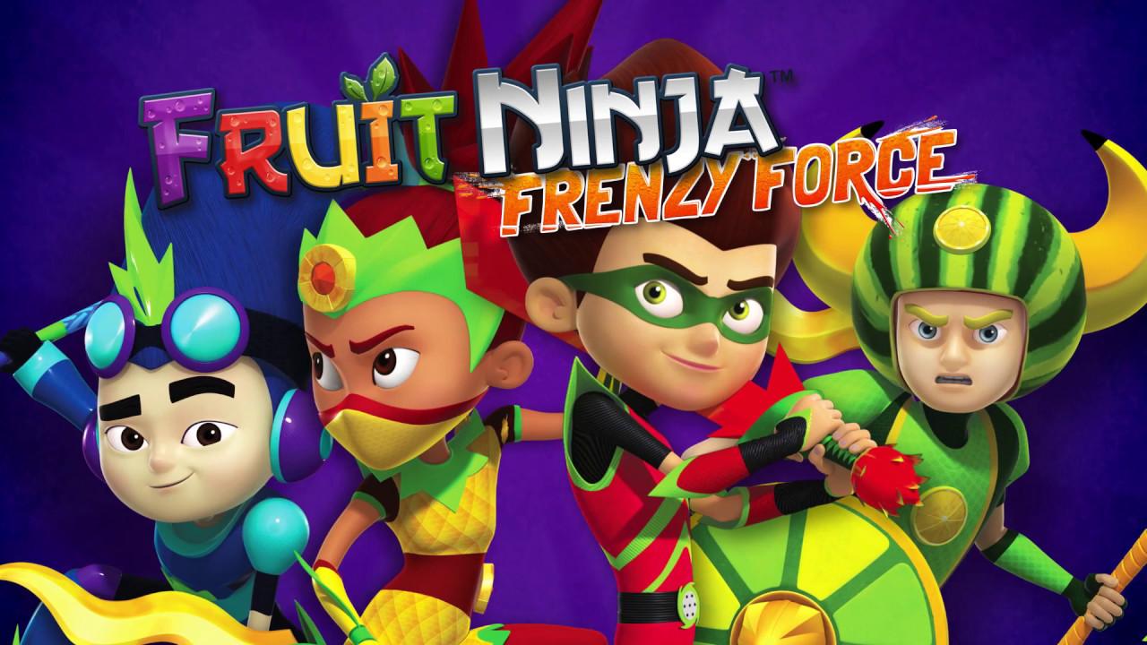 Fruit Ninja Frenzy - MyTherraGames