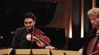 Anton Webern : Piano Quintet op. Post, Moderato