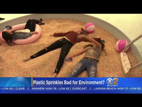 Museum's Sprinkle Pool Bad For Environment?