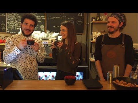 ARTIK ORTAKÖY'DE DE NİTELİKLİ KAHVE İÇEBİLİRSİNİZ - BOND COFFEE |  CHEMEX'TE ADIM ADIM KAHVE DEMLEME
