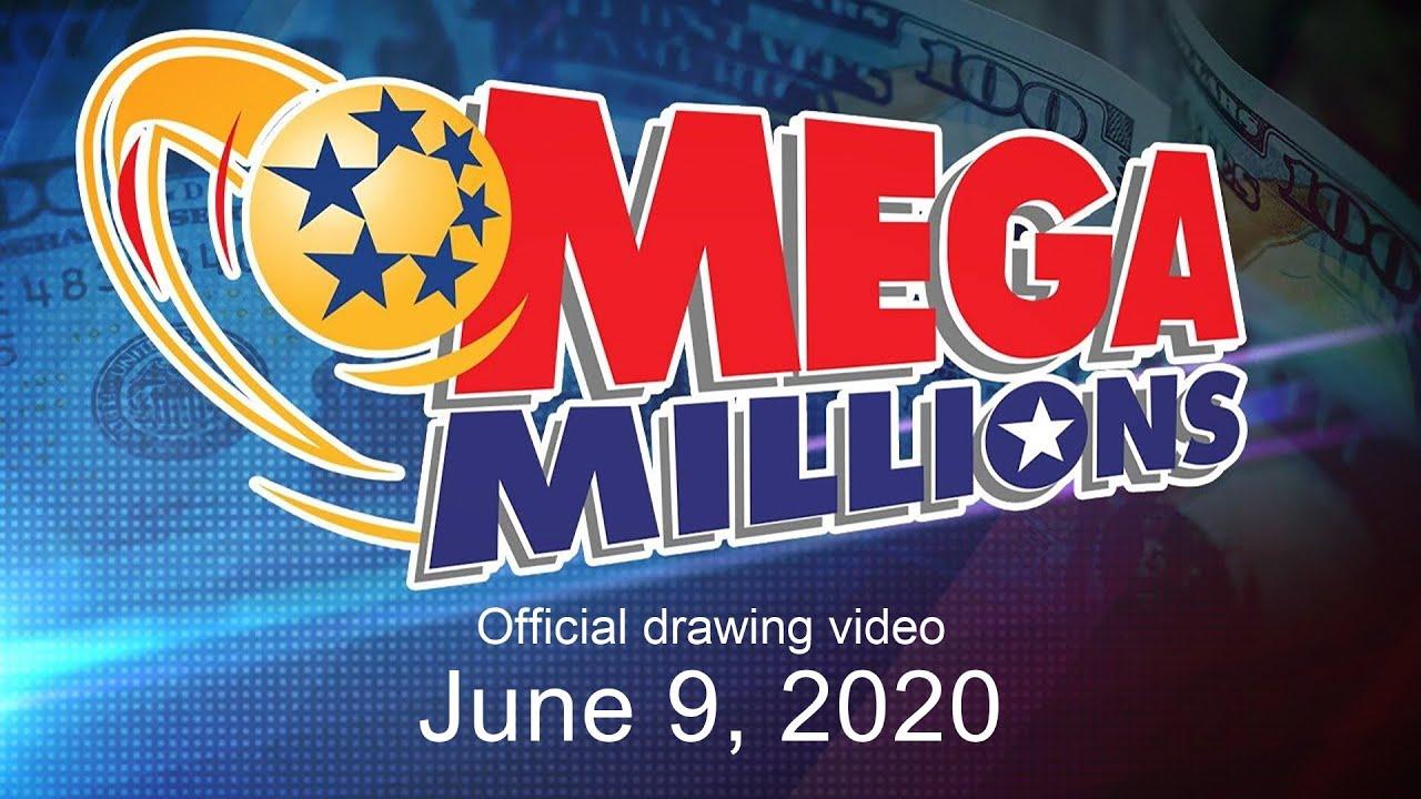 Mega Millions Drawing For June 9 2020 Youtube