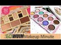 TARTE Clay Play Face Shaping Palette + Dose of Colors EYEScream Palette | Makeup Minute
