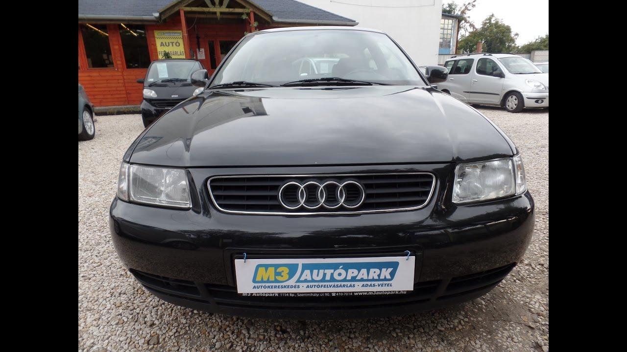 58cc29b0ed Audi A3 1.9 TDI - YouTube