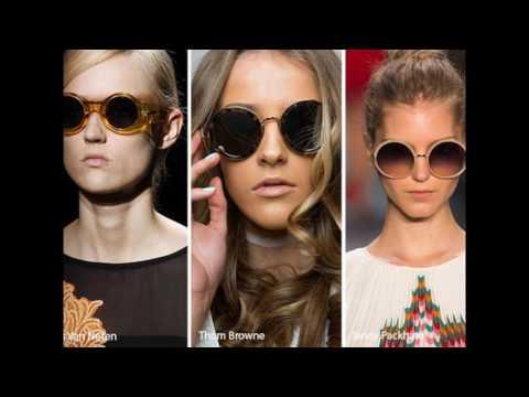 Какие очки в моде в 2017 году