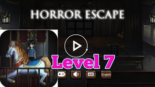 Horror Escape Level 7 Walkthrough Ghost Stories of Playground