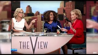 'THE VIEW' IN HINDSIGHT: JENNY MCCARTHY COMPARES BARBARA WALTERS TO MOMMY DEAREST