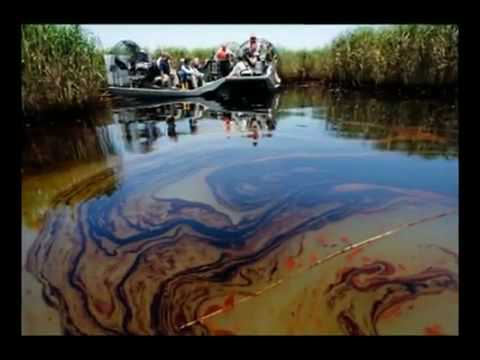 Gulf Coast Oil Spill Disaster - Music Video - A Ho