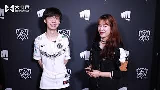 专访iG Baolan 谈小组赛、分组、八强对手GRF的看法