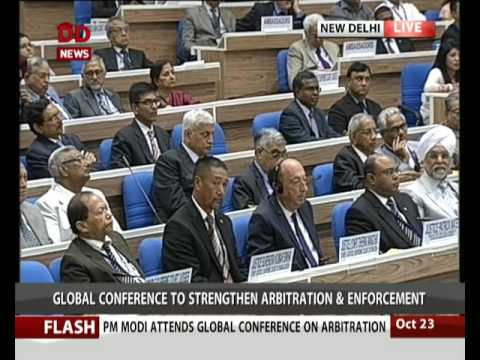 Valedictory session of National Initiative towards Strengthening Arbitration & Enforcement