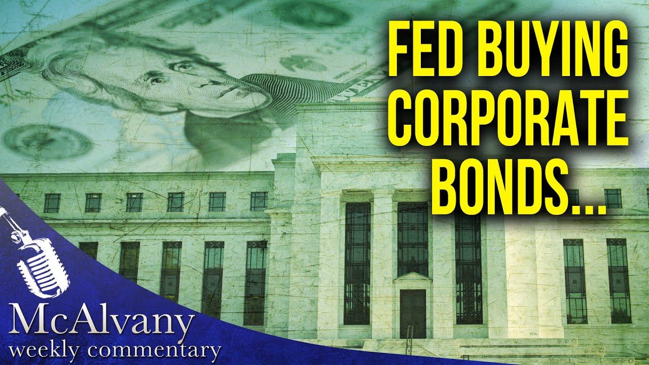 McAlvany Financial Commentary, 01 Jul 2020