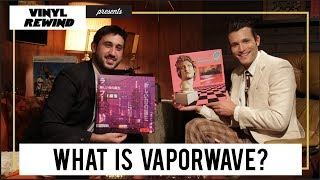 What is Vaporwave? Beginner's guide for listening | feat. Too Many Records