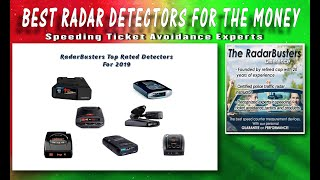 Best Radar Detectors 2019 For The Money, On The Market