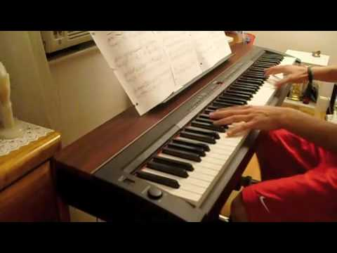 Star Wars Main Theme (advanced piano solo arrangement)