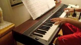 Star Wars Main Theme (advanced piano solo arrangement)