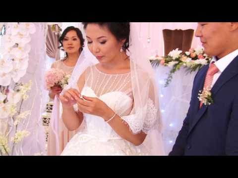 Azamat & Cholpon Wedding