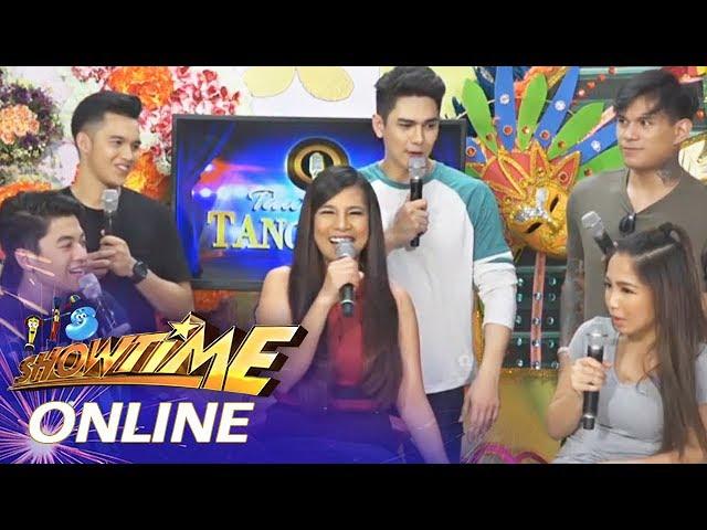 It's Showtime Online: TNT defending winner Aila Santos' inspiration