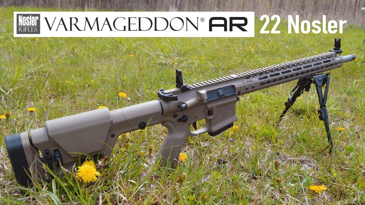 Gun Review: Noveske Varmageddon in Nosler 22 is here (VIDEO)