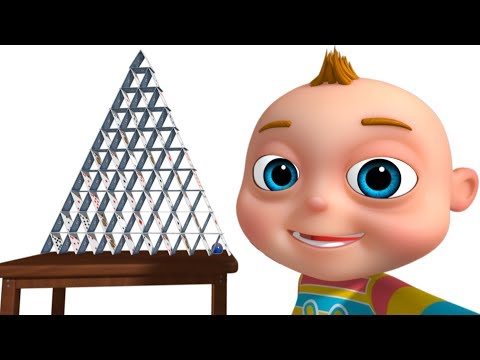 TooToo Boy - House Of Cards Episode | Comedy Show For Kids | Videogyan Kids Shows