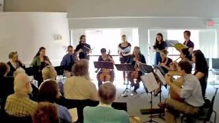 Brandeis University -- Sinfonia I + Coppia Gentil (malvezzi)