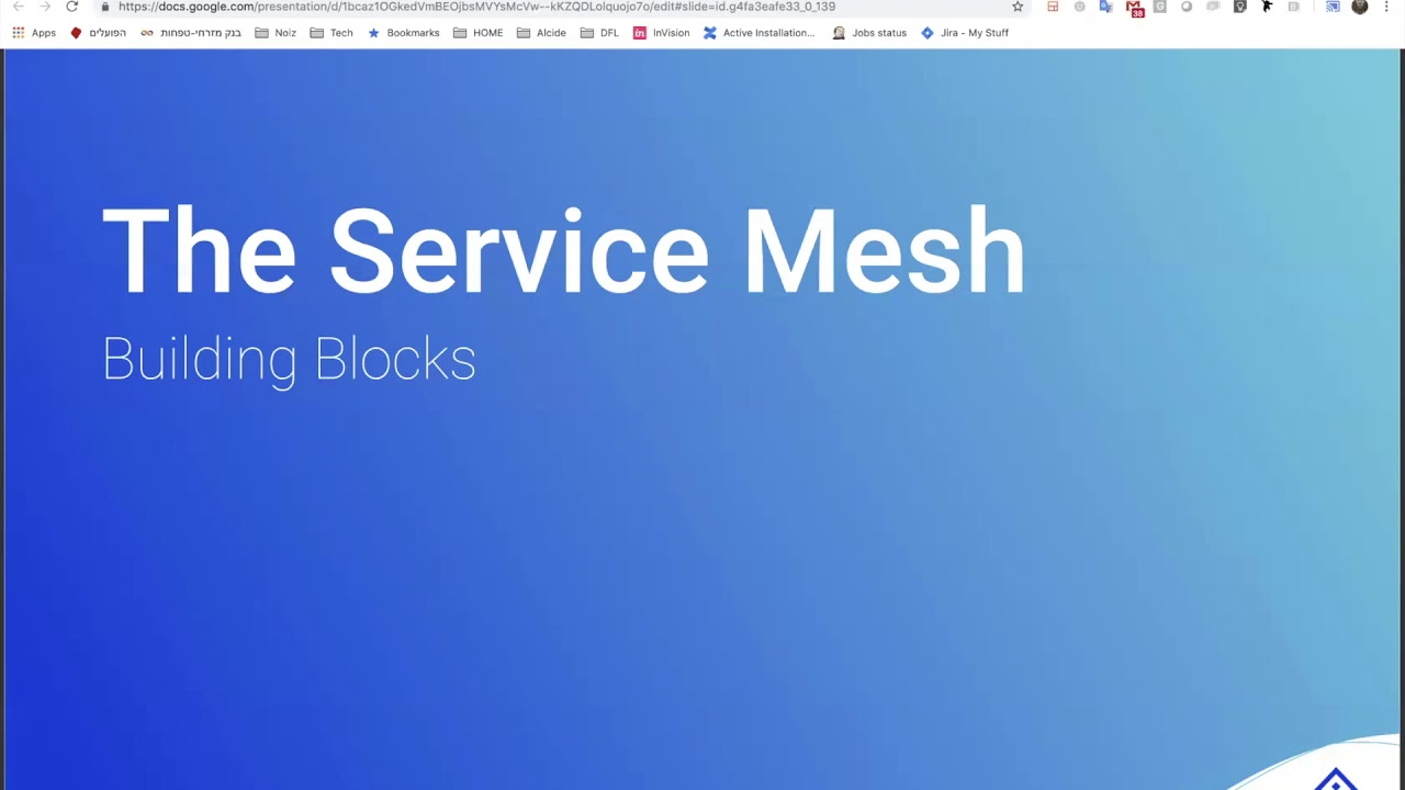 Istio: Security of the mesh and security in the mesh