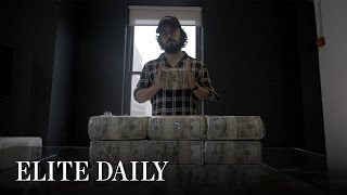 Guy Tricks Gallery Into Believing Cash Bricks Are Works Of Art [Insights] | Elite Daily